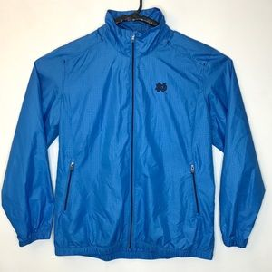 Adidas Golf ClimaProof Full Zip Windbreaker Jacket